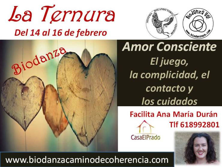 cartel la ternura 14 de febrero