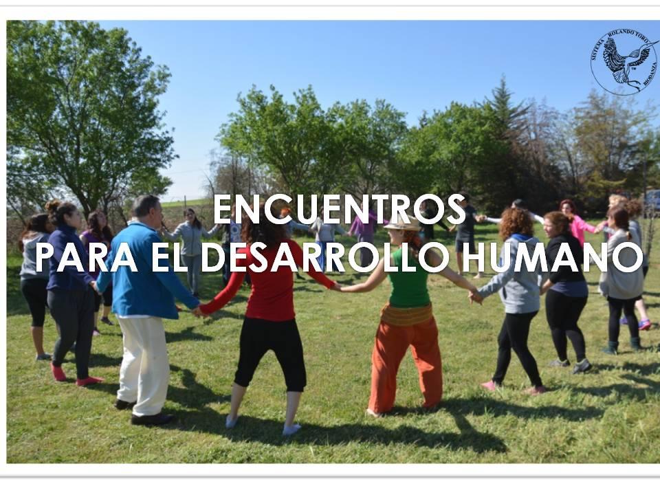 encuentros para el desarrollo humano